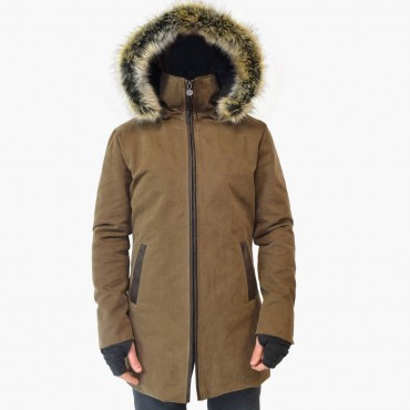 """Leather Jackets """"Tela Olona"""" M"""