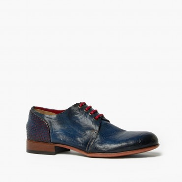 "Leather man shoes ""Girolamo..."