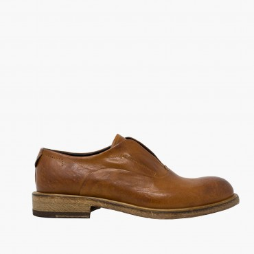 "Leather Man shoes ""Mocassino"""