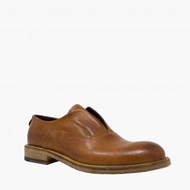 Buty męskie skórzane...