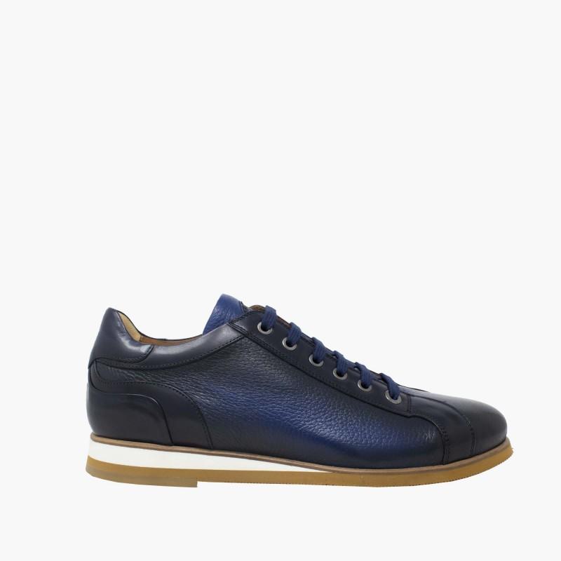 """Leather men shoes""""Running Cervo"""""""