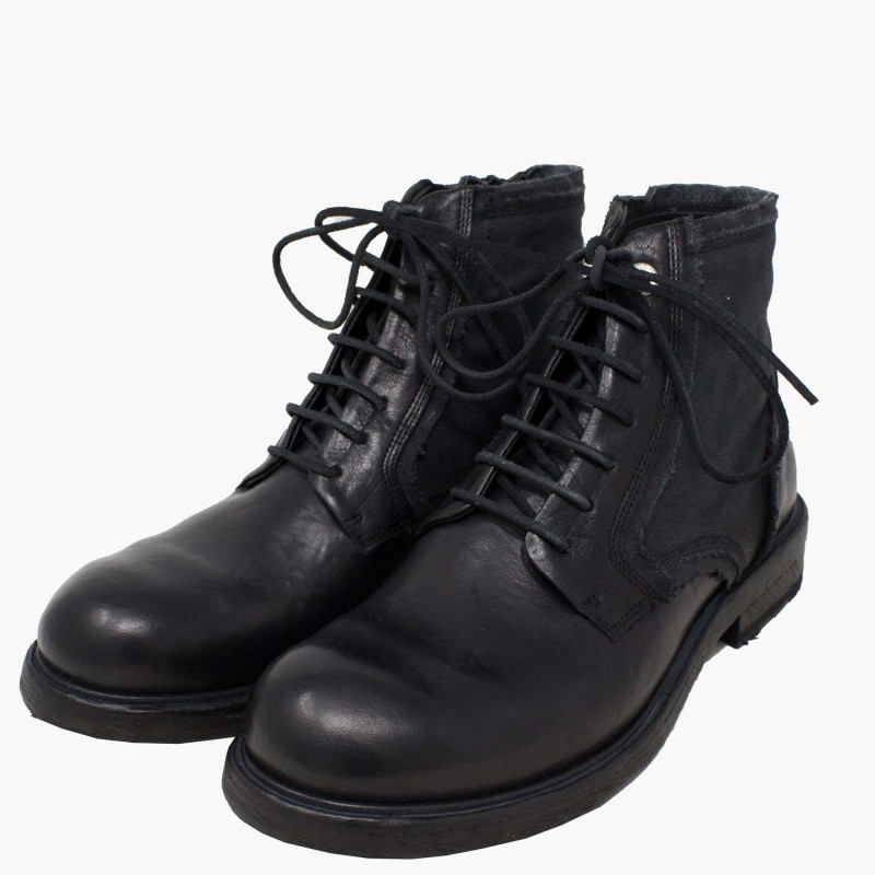 "Leather men shoes""Tela Olona 8MT"""