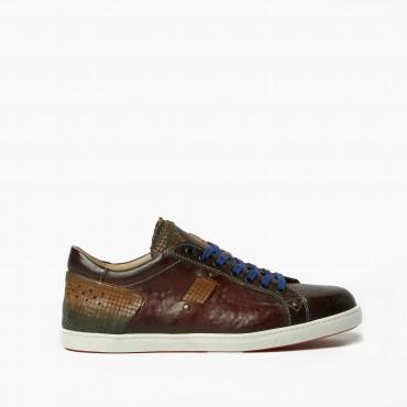 """Scarpe Sneaker in pelle """"Pietrasanta"""""""
