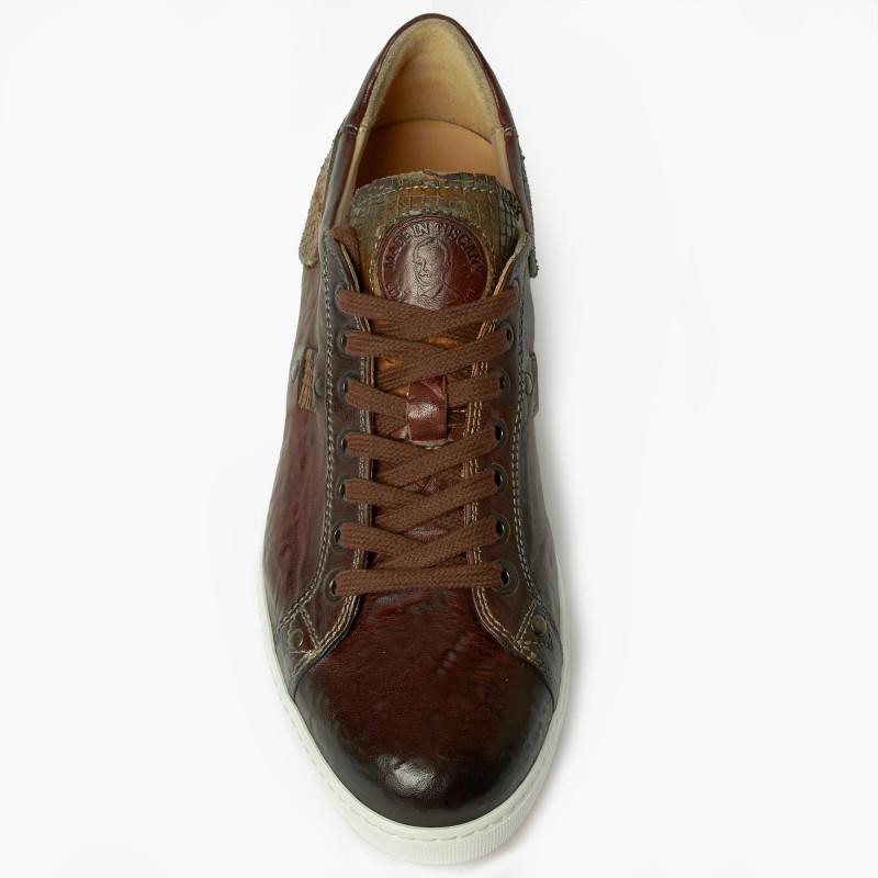 "Leather Man Sneaker ""Pietrasanta"""