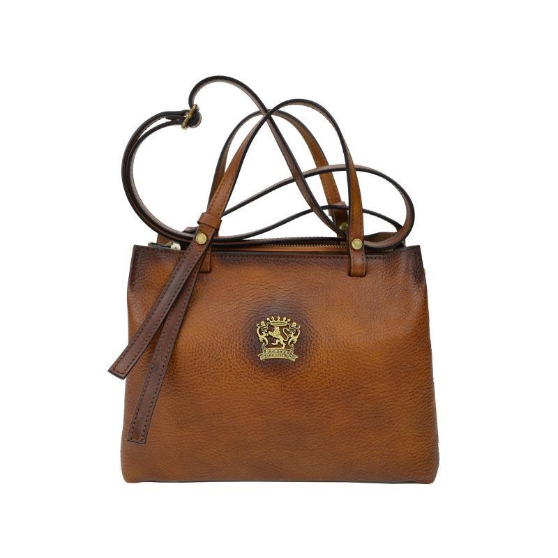 "Leather Lady bag ""Camperiti"""