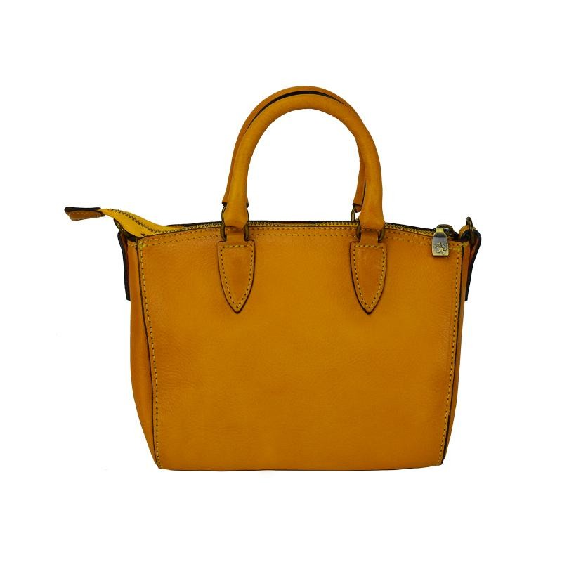 "Leather Lady bag ""Pontassieve"" small B"