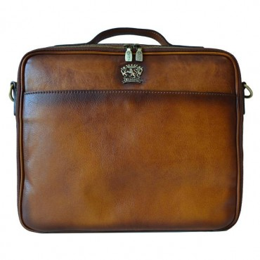 """Leather Bag """"Bag for trolley 24h"""""""