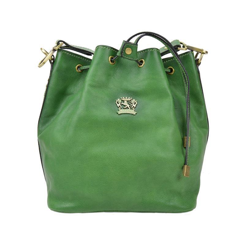 "Leather Lady bag ""Sorano"""