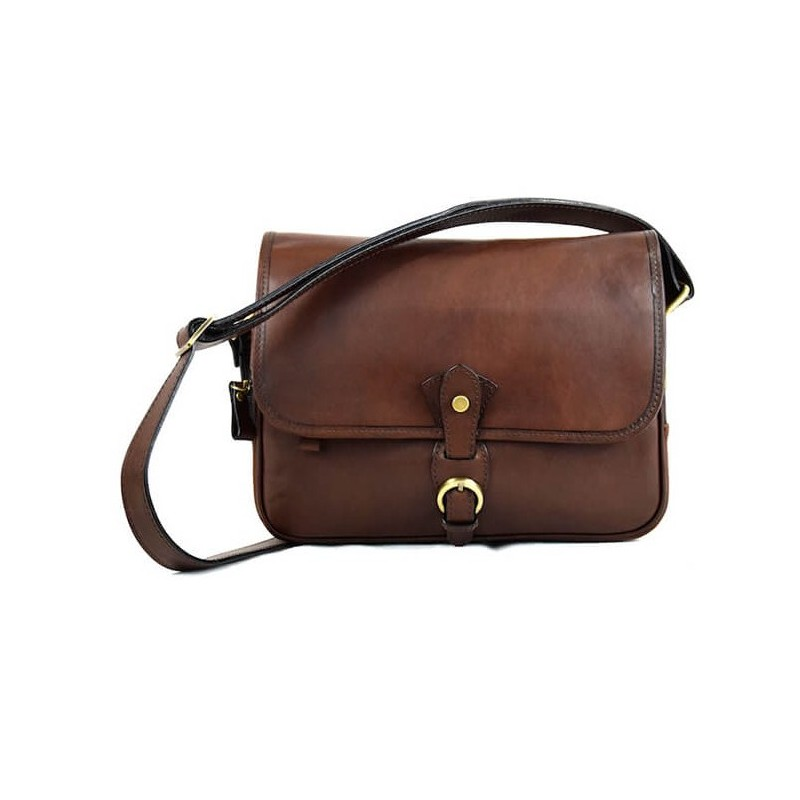 "Leather Lady bag ""Toscana"""
