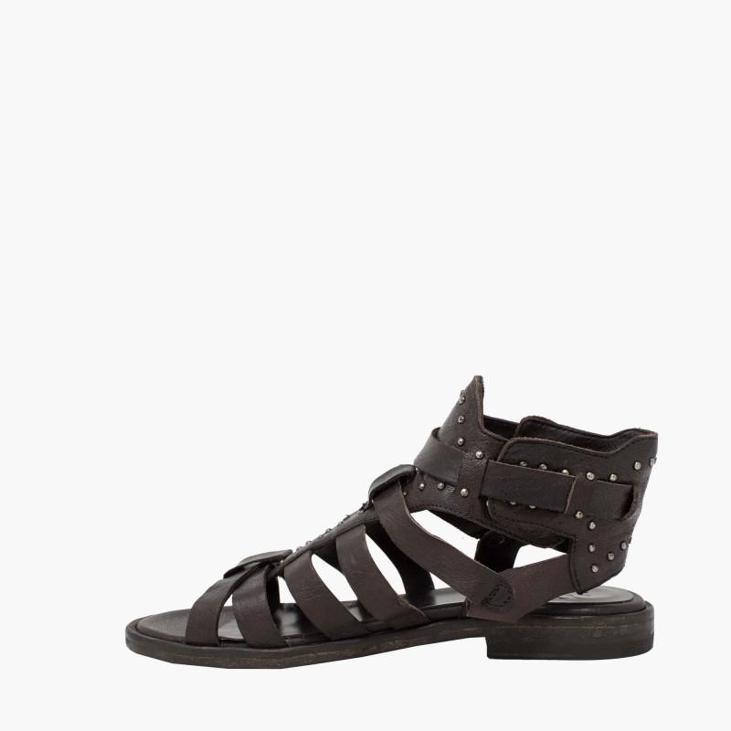 """Sandały Damskie ze skóry """"Cleopatra"""""""
