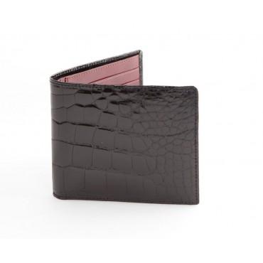 Wallet in real Crocodile...