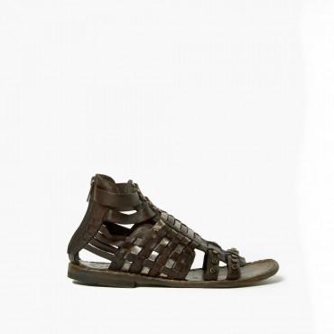 Sandały Damskie ze skóry...