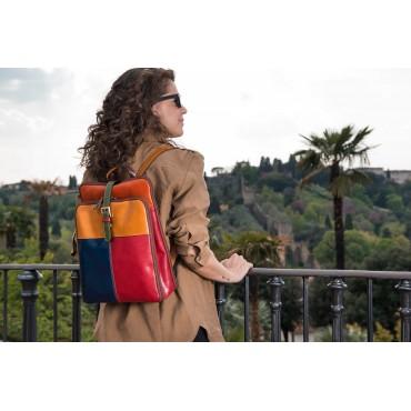 "Woman Backpack ""Pontina..."