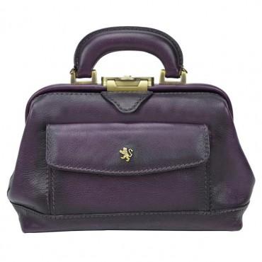 "Leather Bag""Doctor"" B562/P"