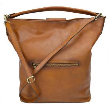"Leather Lady bag ""Albinia""..."
