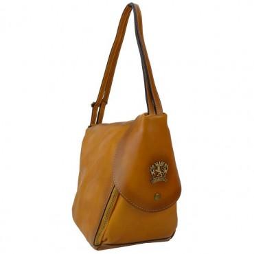 """Leather Lady bag """"Cenaia"""" B492"""