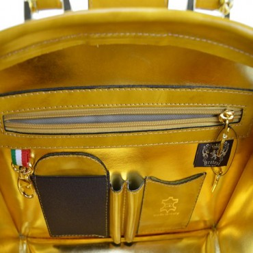 "Borsa donna in pelle ""Miss Brunelleschi"" R120/29"