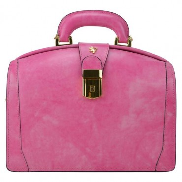 "Leather Lady bag ""Miss Brunelleschi"" R120/29"