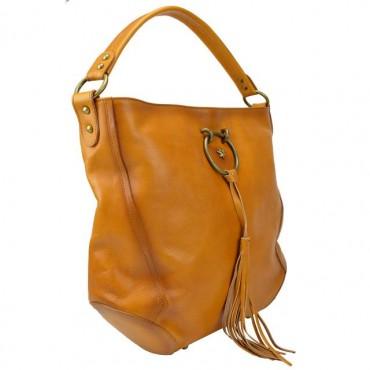 """Leather Lady bag """"Faella"""""""