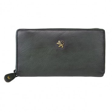 """Leather Lady wallet """"Museo Stibbert"""""""