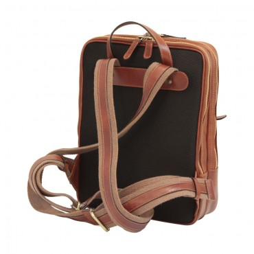 """Leather backpack """"Baltico"""" BR"""