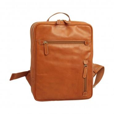 "Leather backpack ""Pulawy"" KO"