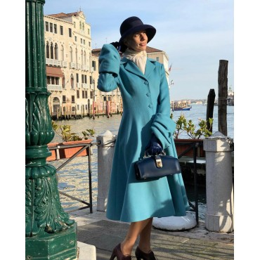 "Borsa donna in pelle ""Lady Brunelleschi"" 120/N"