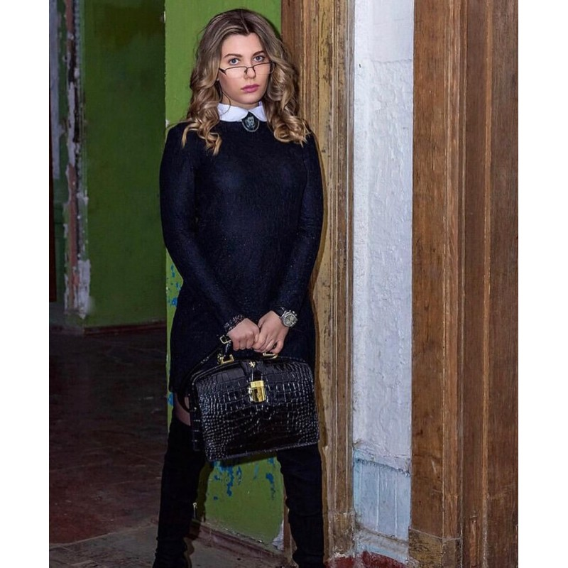 """Borsa donna in pelle """"Miss Brunelleschi"""" K120/29"""
