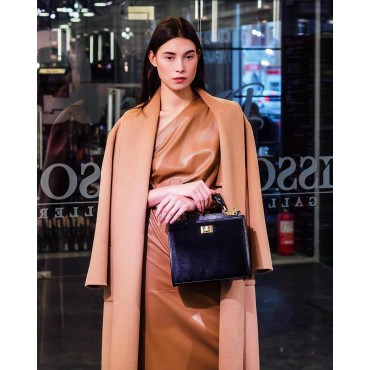 """Leather Lady bag """"Anna Maria Luisa de' Medici"""""""