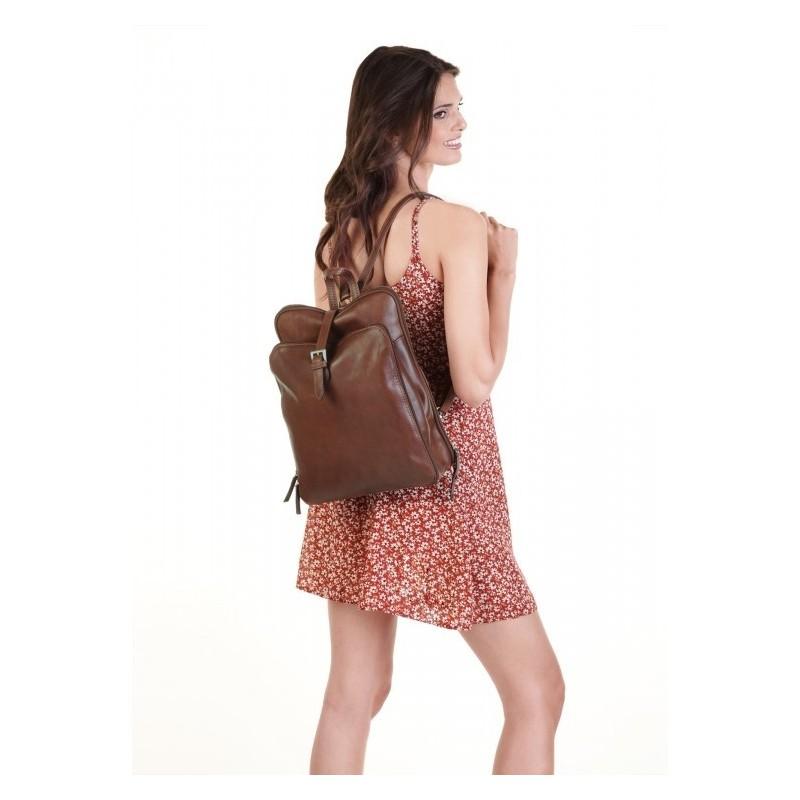 "Woman Backpack ""Sestina"""