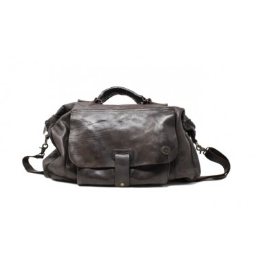 """Leather men bag """"Lucky..."""