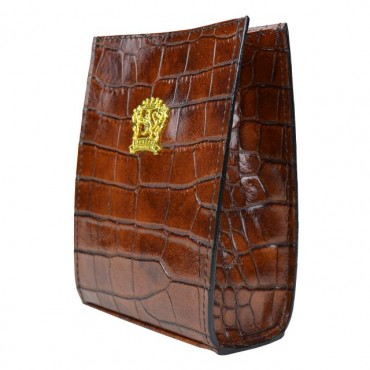 "Leather Lady bag ""Saltino""..."