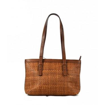 """Leather Lady bag """"Beata"""""""