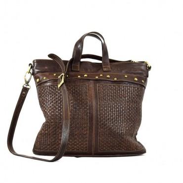"""Leather Lady bag """"Agata"""""""