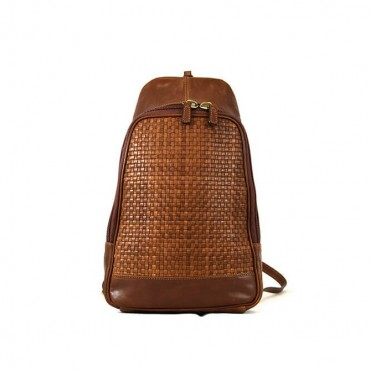 """Woman leather backpack """"Magda"""""""