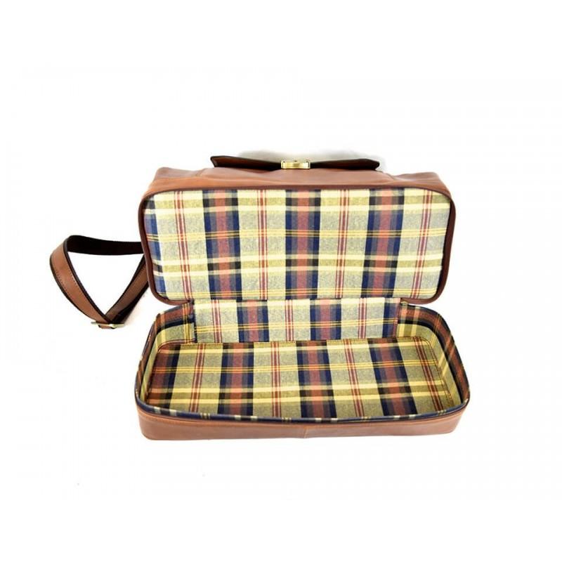 "Cartella Doctor bag ""Santa Liberata"""