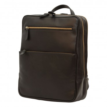 """Leather backpack """"Baltico"""" CZ"""