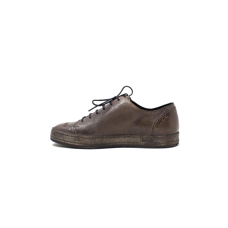 "Leather man Sneaker ""Inferno Canto XXVI"""