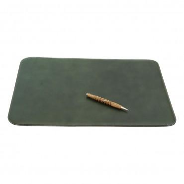 "Leather desk pad ""Warszawa"" VE"