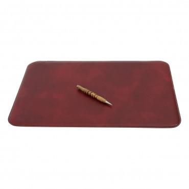 "Leather desk pad ""Warszawa"" RO"
