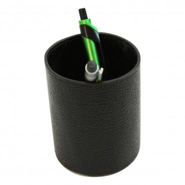 "Leather pen cup ""Poznań"" NE"