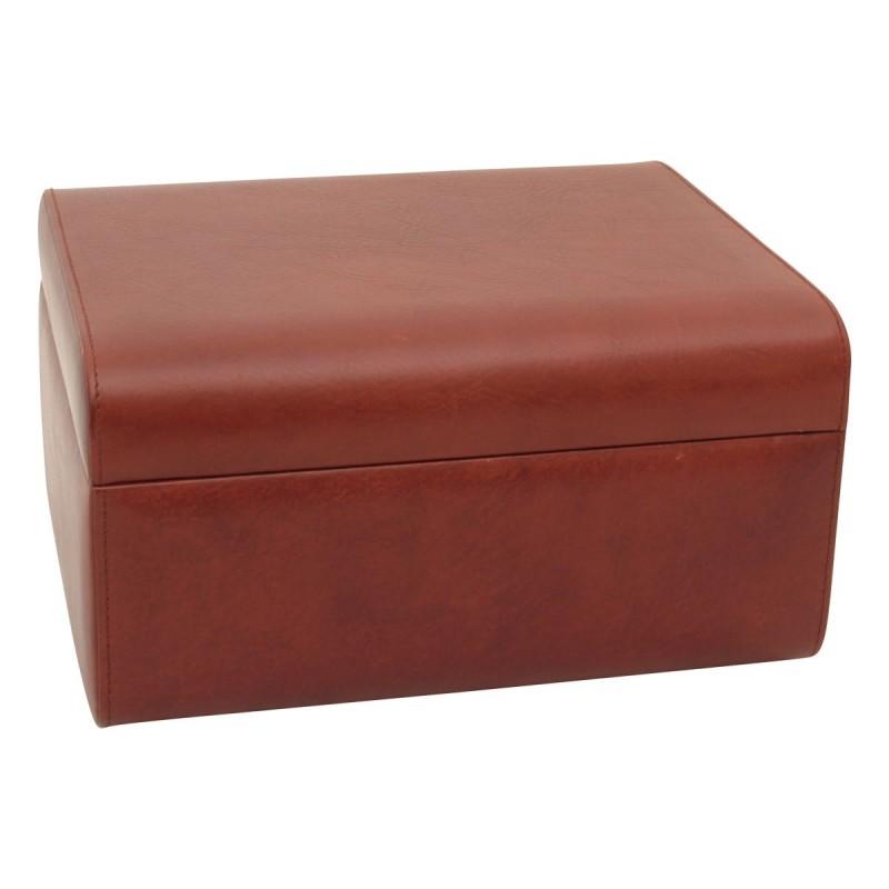 Luksusowy humidor na cygar ze skóry