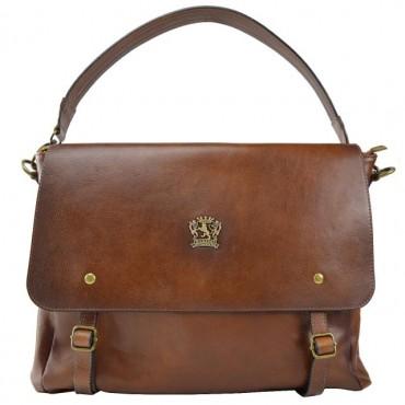 "Women's leather bag ""Bargello"""