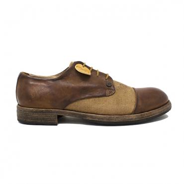"Leather men shoes ""Tiburzi"" MI"