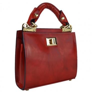 Exclusive Italian leather...