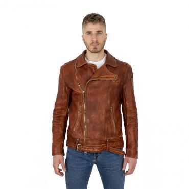 "Leather man jacket ""Rider"""