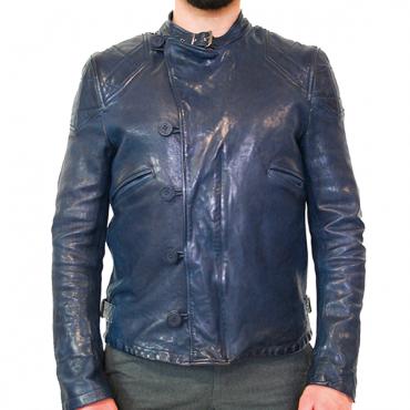 "Leather man jacket ""Aviatore"""