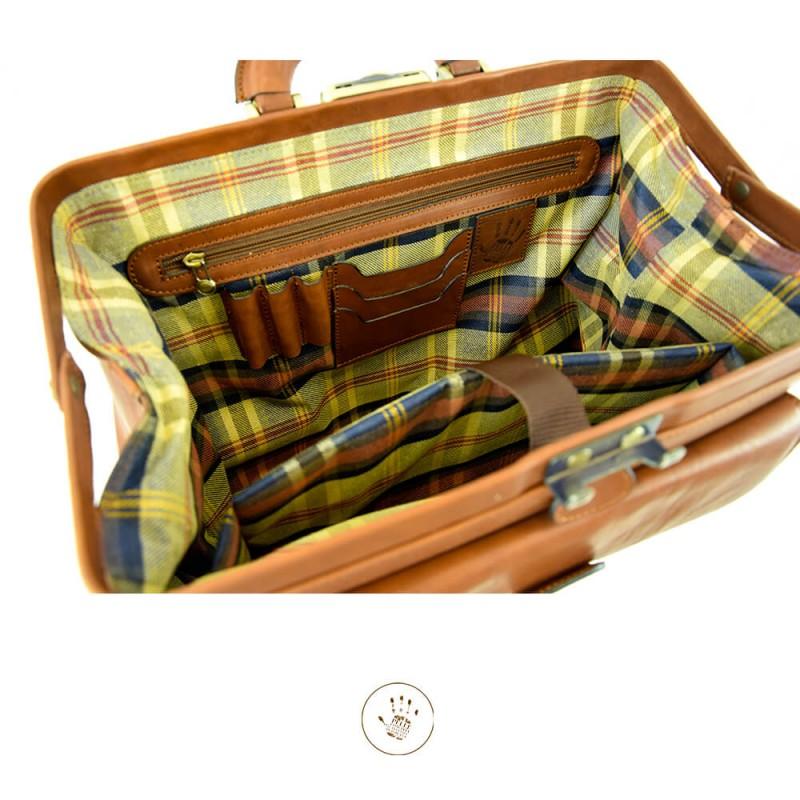 "Doctor Doctor bag ""Santa Liberata"""