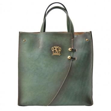"Leather Lady bag ""Stia"" B488"