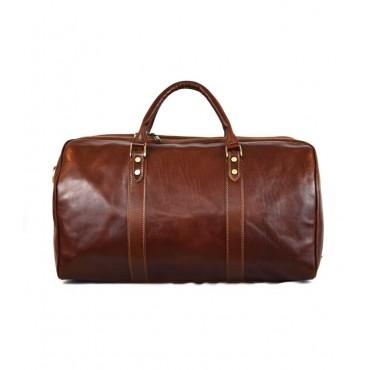 Leather Travel bag...